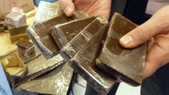 التهريب الدولي للمخدرات يؤدي إلى توقيف 4 أشخاص..