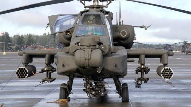 البينتاغون يوافق على بيع المغرب 36 مروحية أباتشي المقاتلة