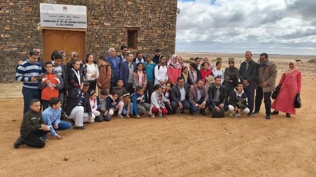 انطلاق أشغال البعثة الثانية لجرد وتوثيق التراث الطبيعي والثقافي لإقليم السمارة..
