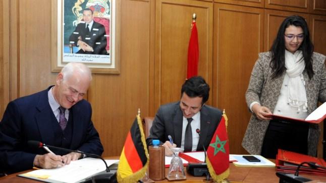 نصف مليار أورو.. دعم ألماني للمغرب لتنفيذ إصلاحات اقتصادية