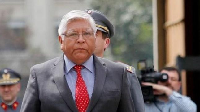 الرئيس الأسبق لبرلمان الشيلي يحل بمدينة العيون