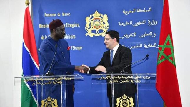 الداخلة تستعد لإستقبال وزير خارجية غامبيا لتدشين قنصلية بلاده رسمياً