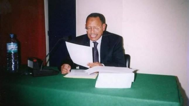 بلاغ: المجلس الإقليمي بزاكورة ينظم يوما تكريميا للدكتور أحمد البوزيدي