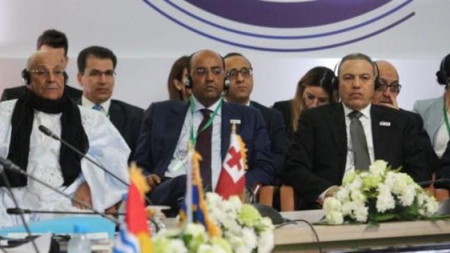 حمدي ولد الرشيد يشيد بتنظيم منتدى المغرب ودول المحيط الهادي بالعيون