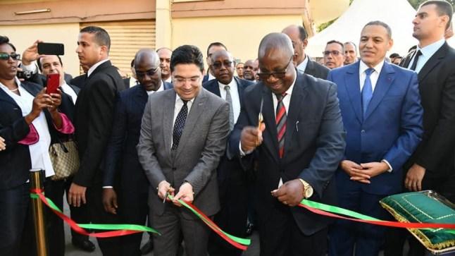 بوروندي تفتح قنصليتها العامة بالعيون