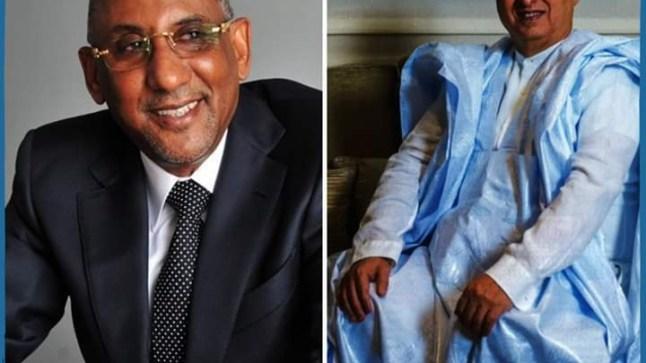 """تزامنا مع زيارة بوريطة لموريتانيا. """"ولد الغزواني"""" يصدر عفوا عن """"ولد الشافعي"""" و """"بوعماتو"""""""