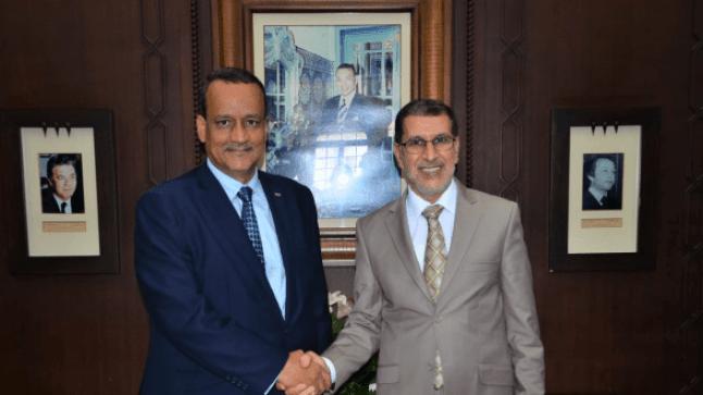 """وزير الخارجية الموريتاني: علاقاتنا مع المغرب في """"حالة جيدة"""""""