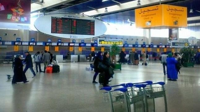 إغلاق شامل للأجواء المغربية بعد مغادرة آخر طائرة لإجلاء الأجانب