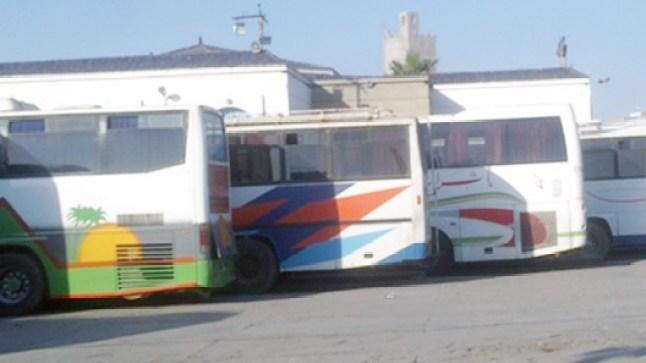 عاجل.. توقيف حركة حافلات نقل المسافرين بين المدن ابتداء من الثلاثاء المقبل