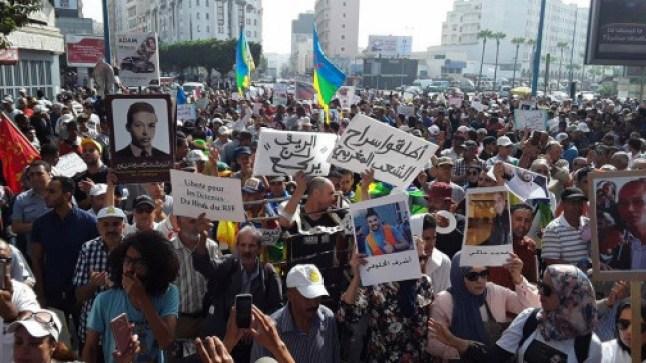 """صحراويون يطالبون الملك بالإفراج عن معتقلي """"اكديم إيزيك"""" جراء انتشار """"كرونا"""""""