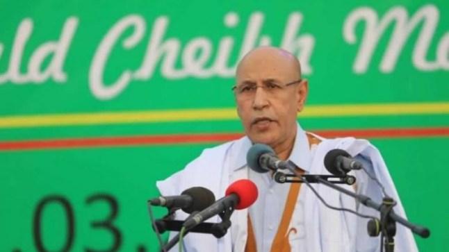 الرئيس الموريتاني يعلن إعفاء جميع فقراء بلاده من فواتير الكهرباء والماء لشهرين وتوزيع أجرة شهرية بسبب فيروس كورونا