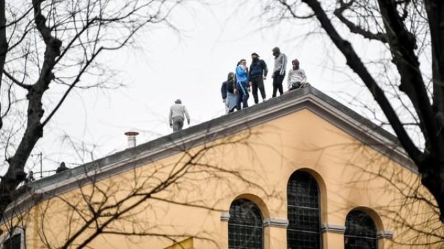 مقتل معتقلين مغاربة إثر عصيان في السجون الإيطالية بسبب كورونا !