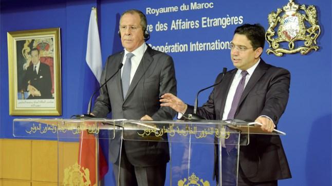 الخارجية الروسية: المغرب طلب المساعدة لمكافحة كورونا!