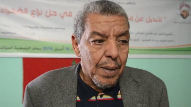 """رحيل الشيخ """"مربيه ربو"""" أبرز رجالات الصحراء في الإعلام"""