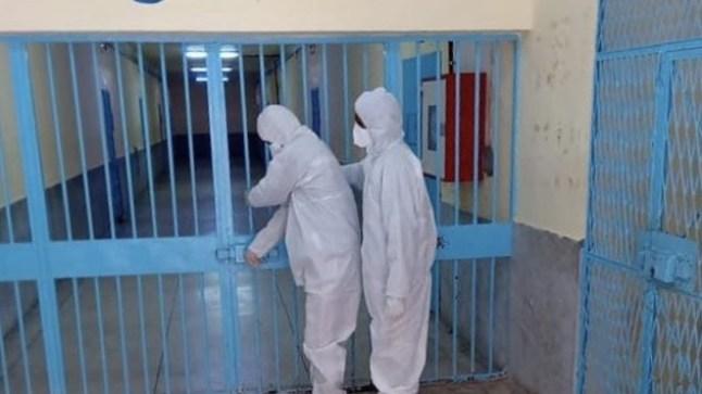 إصابات بالمئات في صفوف السجناء وموظفي السجون بالمغرب