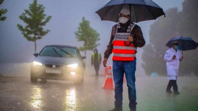 مديرية الأمن تؤكد إصابة 39 شرطياً بفيروس كورونا وتنفي إغلاق مقرات ومفوضيات للشرطة