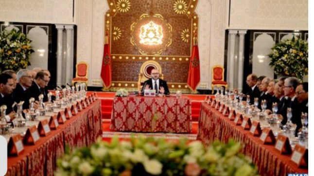 مجلس وزاري مرتقب الخميس برئاسة الملك لإعادة النظر في القانون المالي