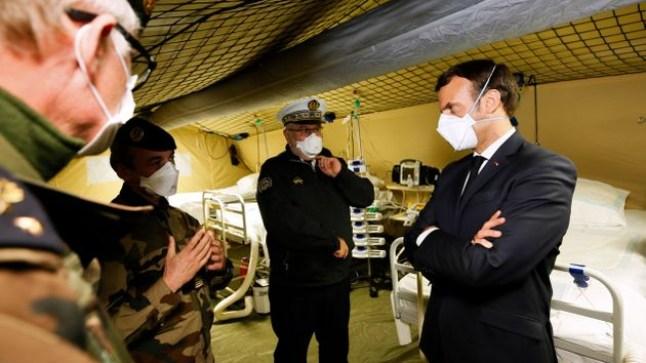 الجيش الفرنسي صادق على جودة الكمامات المغربية !