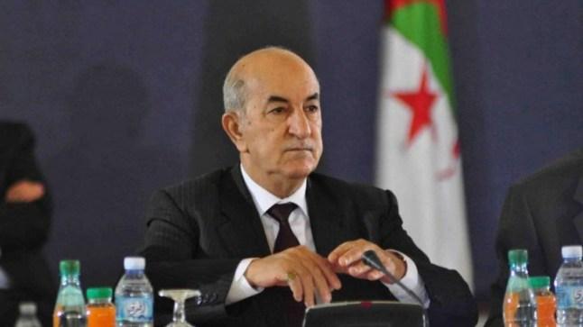 الرئيس الجزائري يوجه برقية للملك محمد السادس عبر فيها عن ارتياحه لنجاح العملية الجراحية
