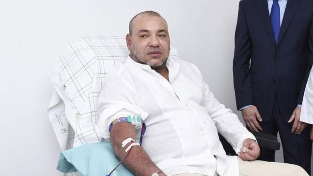 الملك محمد السادس يجري عملية جراحية ناجحة بمصحة قصر الرباط