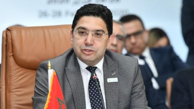 بوريطة يدعو لإنشاء فريق عربي يتولى وضع تصور إستراتيجي منفتح على الأطراف الليبية لتسوية الأزمة الدائرة في هذا البلد
