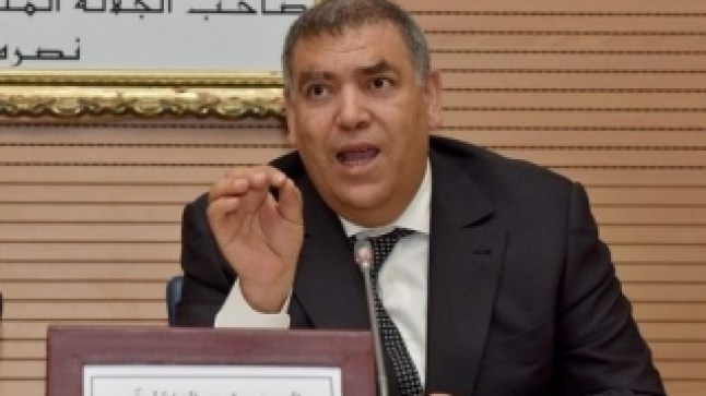 """عاجل. وزير الداخلية يقر إجراءات للتخفيف من الحجر الصحي، ويعلن إنشاء مستشفى ميداني بعد بؤرة """"لالة ميمونة"""" ويتوعد المتورطين"""