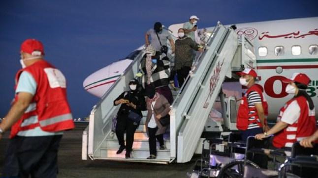 المغاربة العالقون بالخارج : إعادة 313 مواطنا مغربيا من تركيا