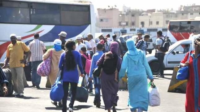 مع اقتراب عيد الأضحى ..الحكومة تسمح بـ 75% من الطاقة الاستيعابية للحافلات