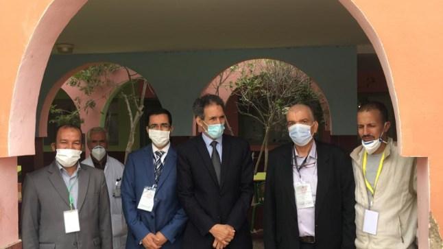 انطلاق امتحانات البكالوريا ببوجدور في ظروف عادية