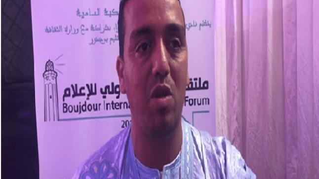 """احمدناه ابيه: """"قرار تجريدي من عضوية مستشار جماعي قابل للنقض"""""""