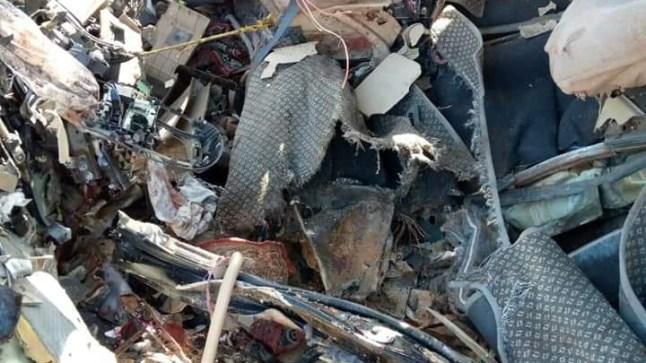 حادثة سير جنوب بوجدور تعيد مأساة طرق الصحراء إلى الواجهة