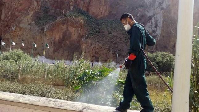 تسجيل 10 إصابات جديدة بفيروس كورونا في صفوف متسللين و عائدين من الجزائر !