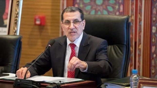 العثماني يحث على الالتزام الصارم بالإجراءات الاحترازية للحد من كورونا ويلوح بالعودة إلى الإغلاق