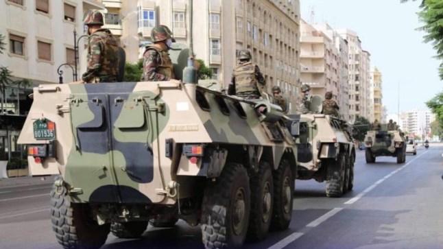 الحجر الصحي المُشدد على الأبواب..الدبابات تعود للإنتشار الواسع ورحلات خاصة لإجلاء الأجانب