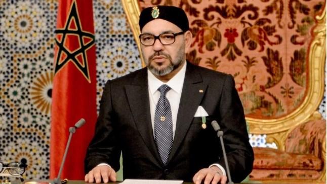 الملك محمد السادس يوجه خطاب ثورة الملك والشعب من الحسيمة