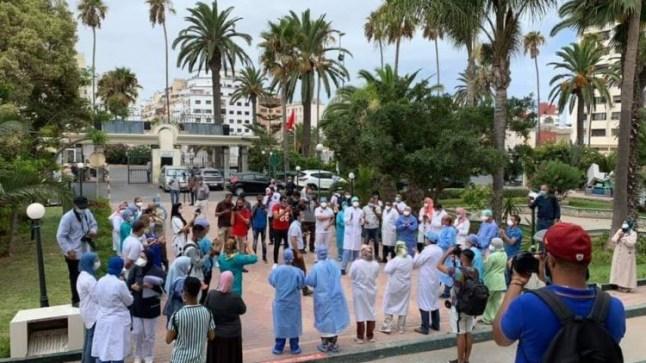 أطباء يحتجون ضد إلغاء العطل السنوية!