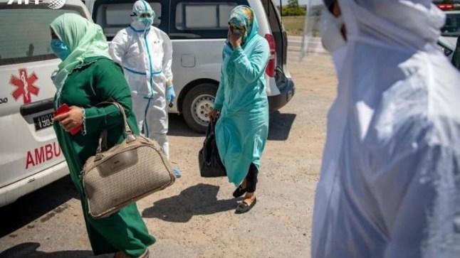 تسارع مهول لإصابات كورونا في المغرب .. 2227 إصابة جديدة في 24 ساعة الأخيرة !