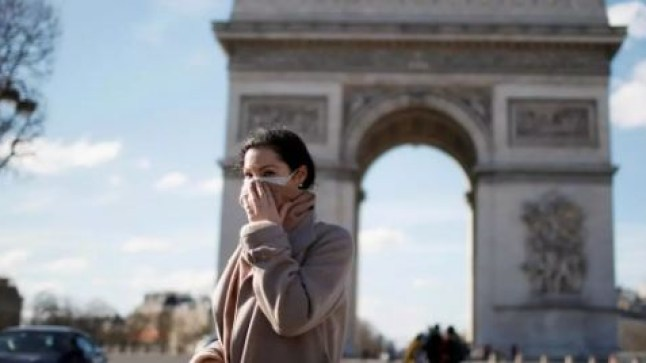 تسجيل ما يقارب 9000 إصابة في ظرف 24 ساعة يربك فرنسا