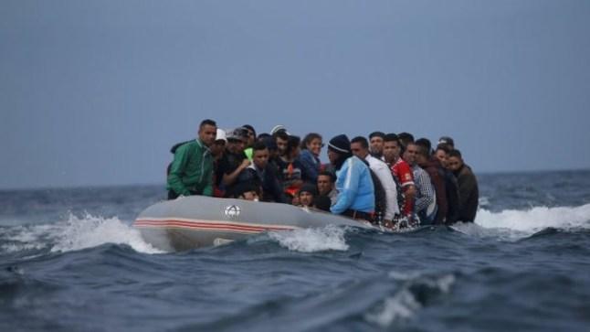مسلسل الهجرة السرية متواصل والبحرية الملكية تنقذ 231 مرشحا للهجرة بعرض المتوسط