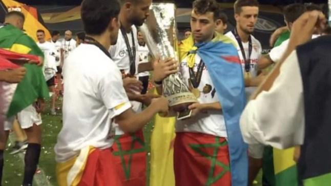 الفيفا ترفض تغيير جنسية الحدادي الرياضية لحمل قميص المغرب..