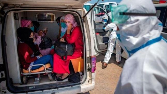 انخفاض عدد حالات كورونا في المغرب .. تسجيل 1423 إصابة في آخر 24 ساعة !