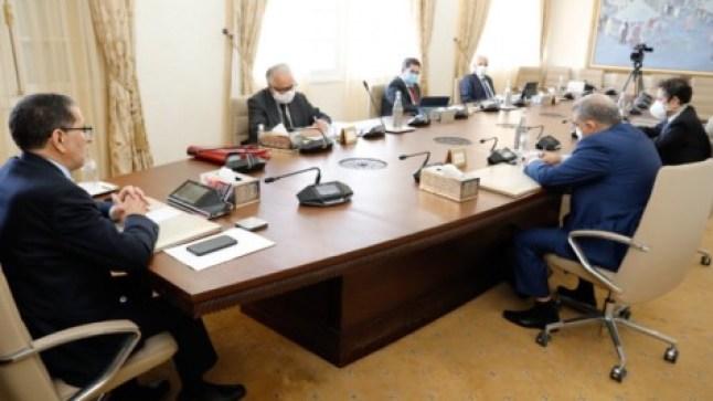 الحكومة تتدارس الخميس تعديل اتفاقية التبادل الحر مع تركيا