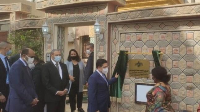 المغرب يفتح قنصليتين جديدتين في العيون