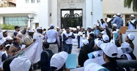تقنيو وزارة الصحة يعلنون التصعيد ضد وزاة آيت طالب ويهددون باحتجاجات بالرباط