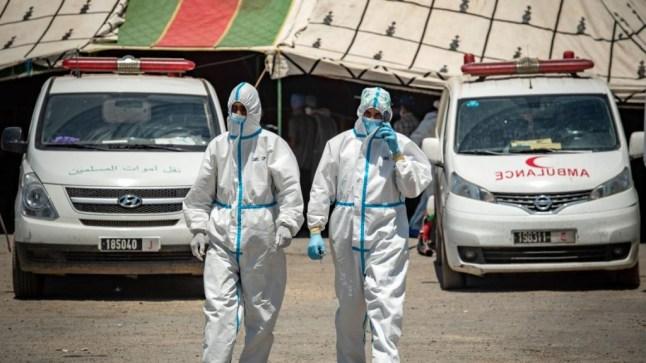 وزارة الصحة تعلن عن تسجيل 3979 إصابة بفيروس كورونا و 3746 حالة شفاء جديدة