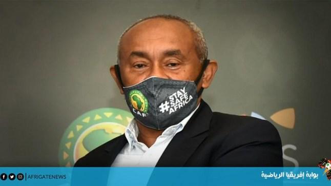"""عاجل. الفيفا يوقف """"أحمد أحمد"""" عن ممارسة أي نشاط 5 سنوات"""