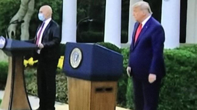 السلاوي بحضور ترامب: نستعد للكشف عن لقاحين ضد كورونا والتطعيم سيبدأ في دجنبر