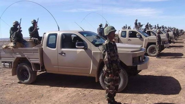 الگرگرات: قتل جنود مغاربة واحتجاز آخرين خبر عار عن الصحة