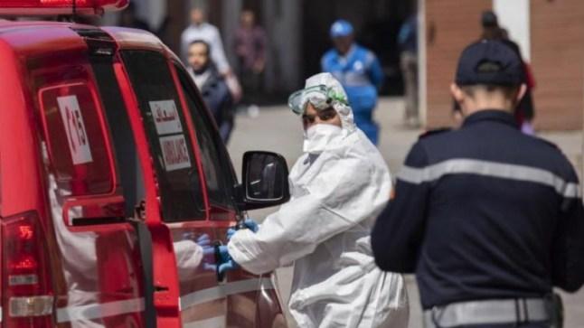 المغرب يسجل 5415 إصابة كورونا جديدة و الحصيلة الإجمالية تتجاوز عتبة 300 ألف !