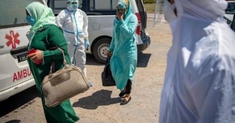 المغرب يسجل 4979 إصابة كورونا خلال 24 ساعة !